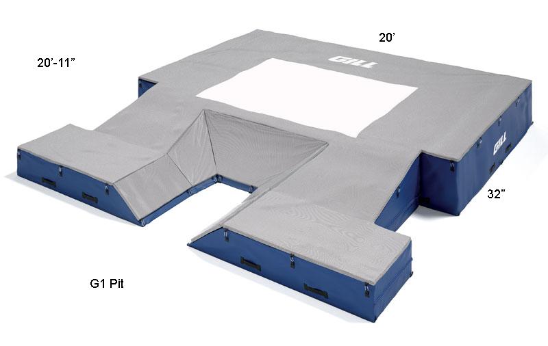 Pole Vault Landing Systems