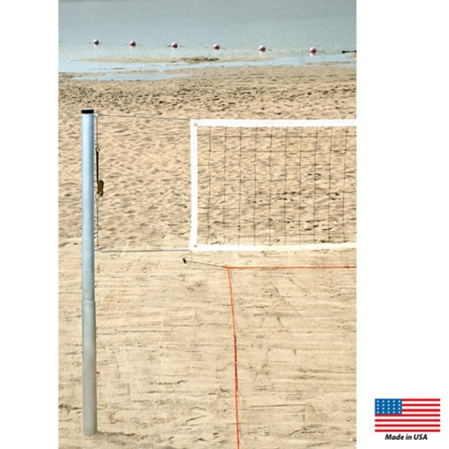 Outdoor and Beach Volleyball