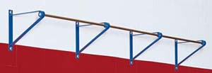 Multi-Station Wall Mount Chinning Bar