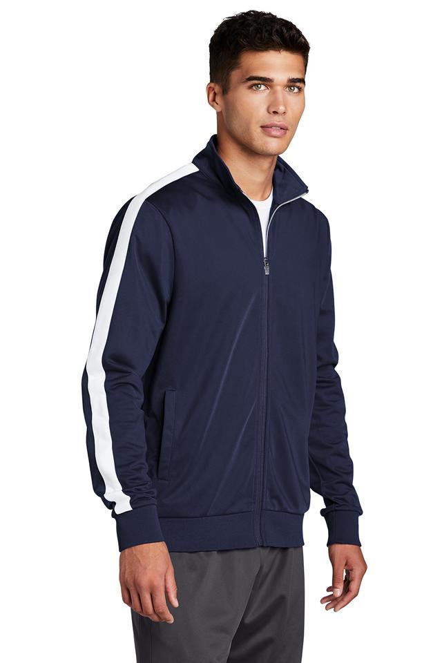 Sport-Tek ® Tricot Track Jacket