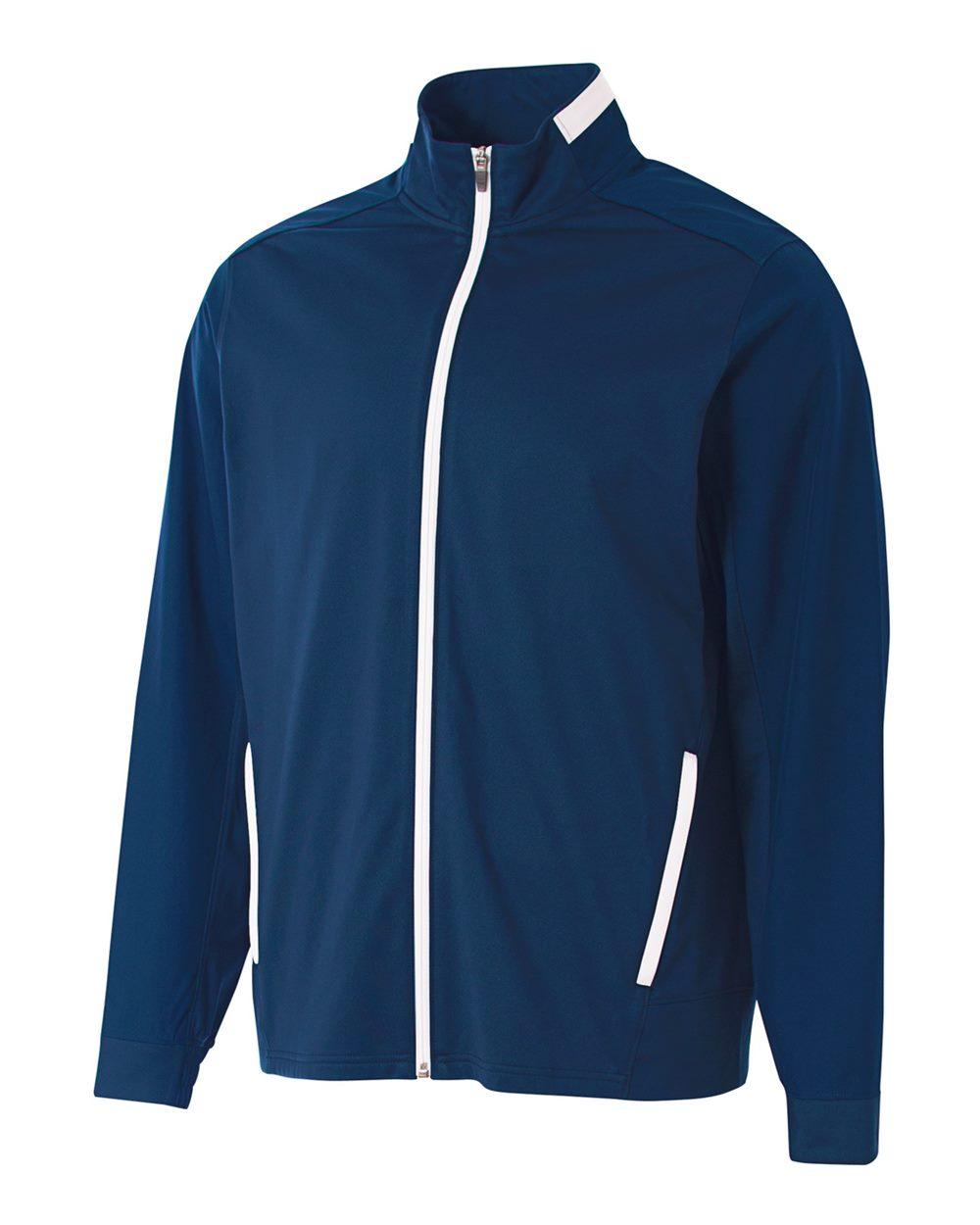 A4 League Full Zip Jacket