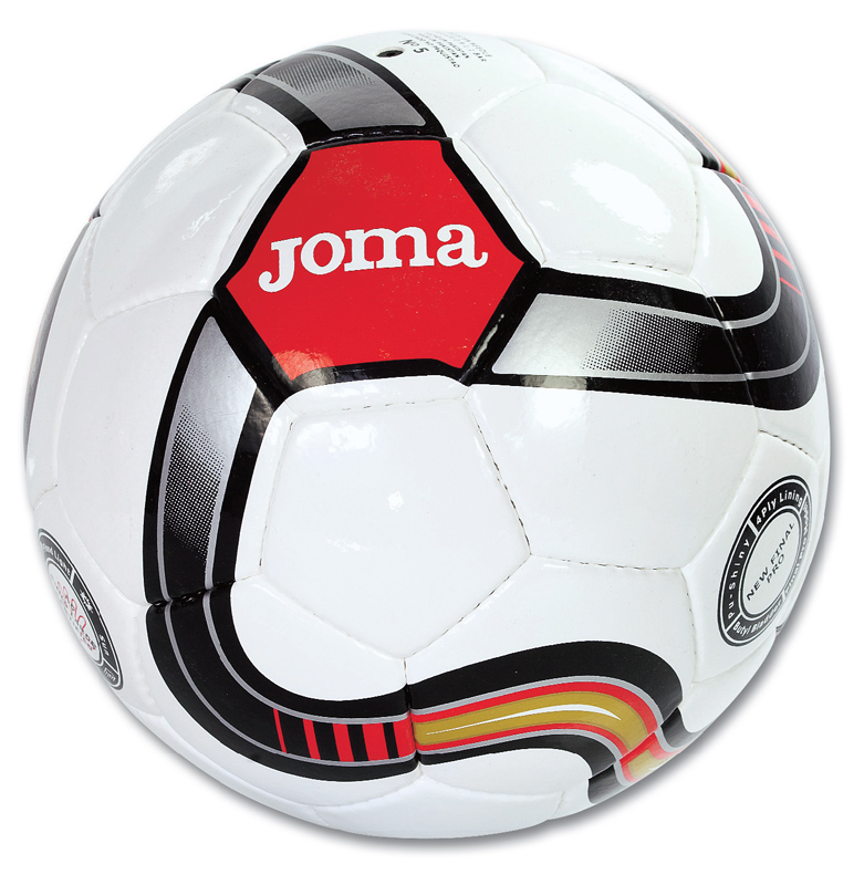 Joma Flame Soccer Ball Size 5 12/pk