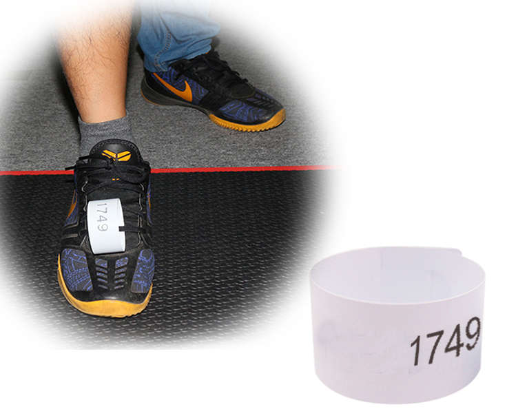 Trident UHF Shoe Tags