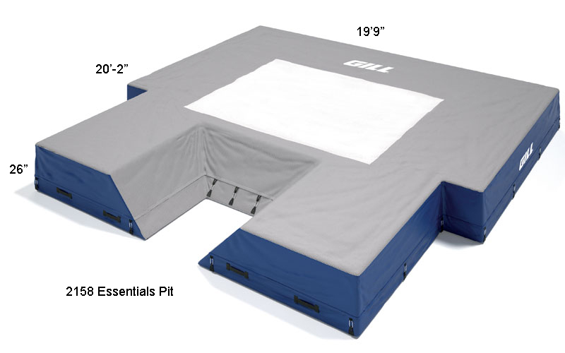 Gill Essentials Pole Vault Valuepack