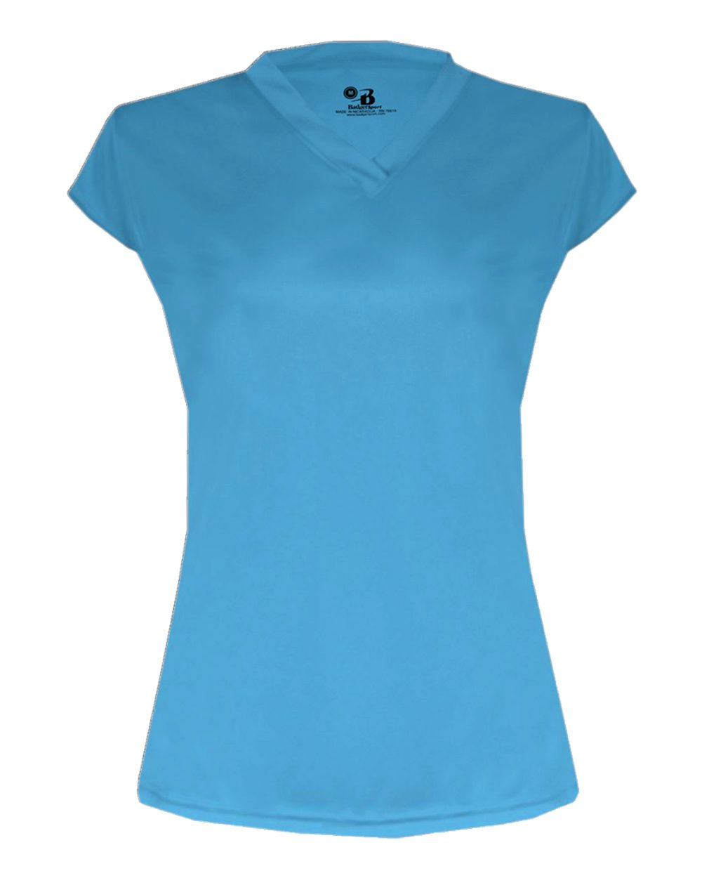 Badger Solid Cap Sleeve Ladies Jersey
