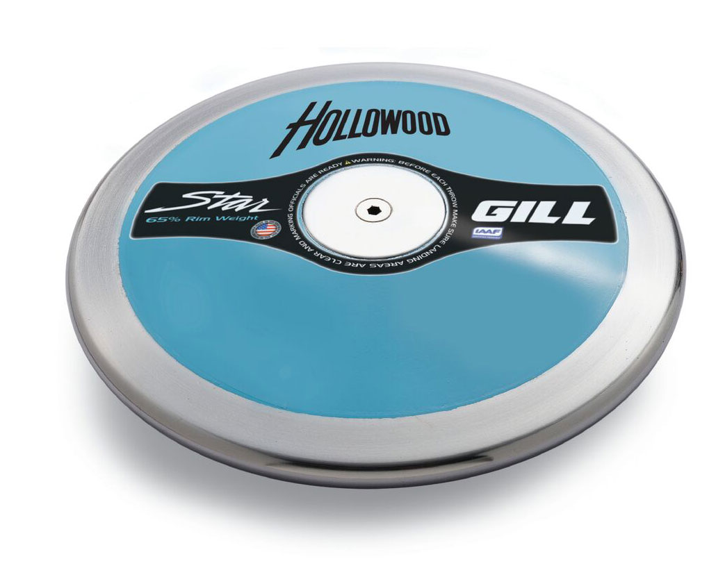 Gill Hollowood Star Discus