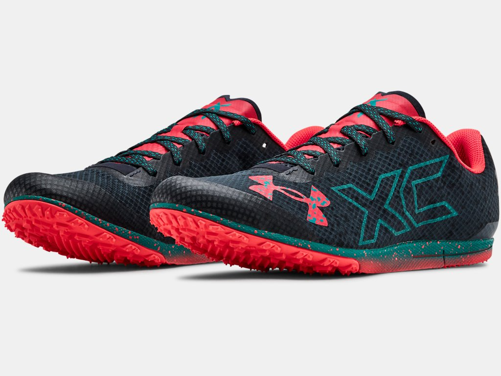 UA Brigade XC Low Spikeless