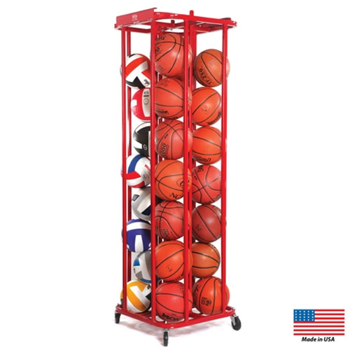 Space Mizer Ball Rack