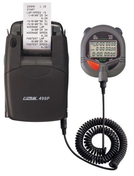 Ultrak 499 Stopwatch & Printer