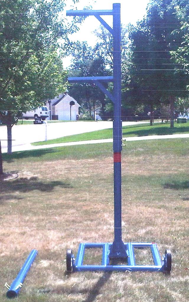 4 Piece Camera Pole