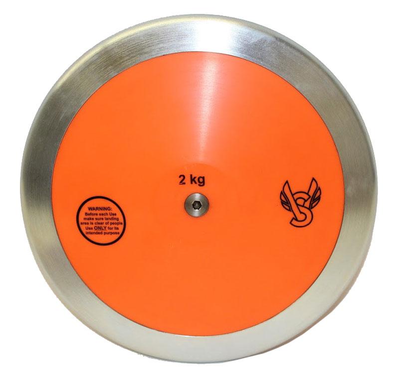 VS Orange Meteor Discus