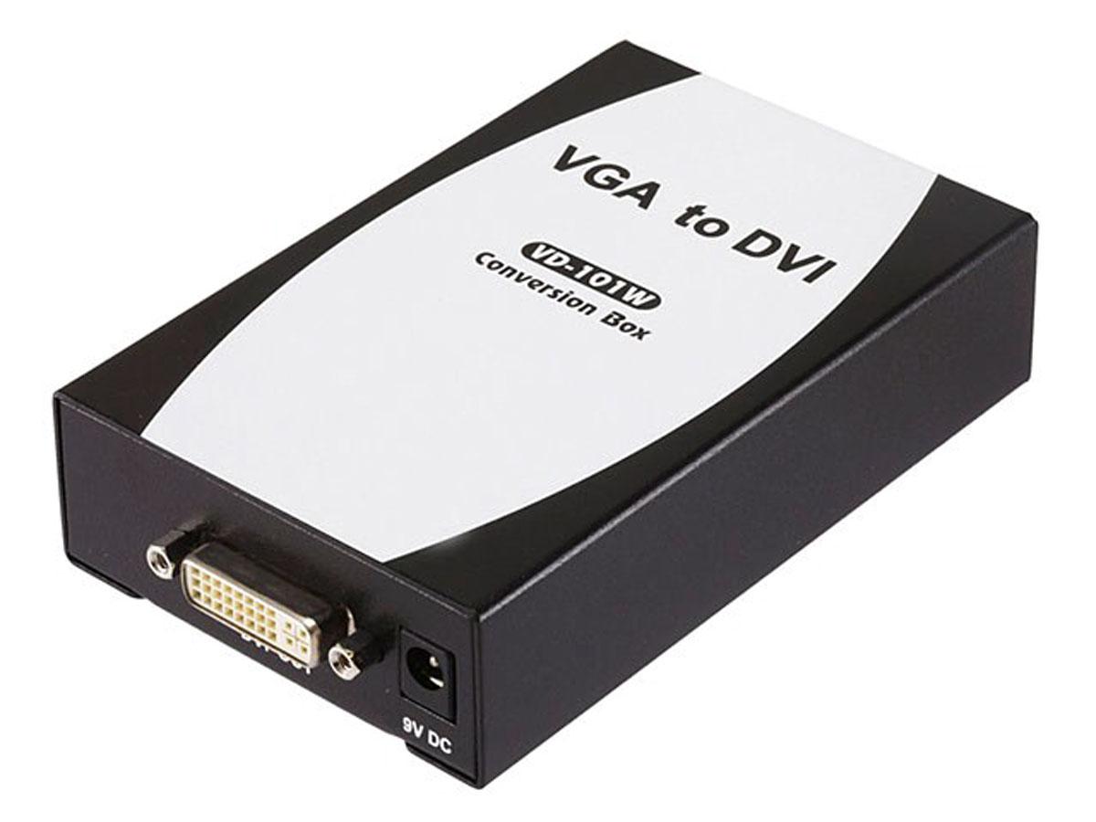 VGA to DVI Converter
