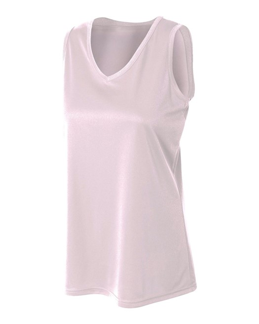 A4 Athletic Tank Womens