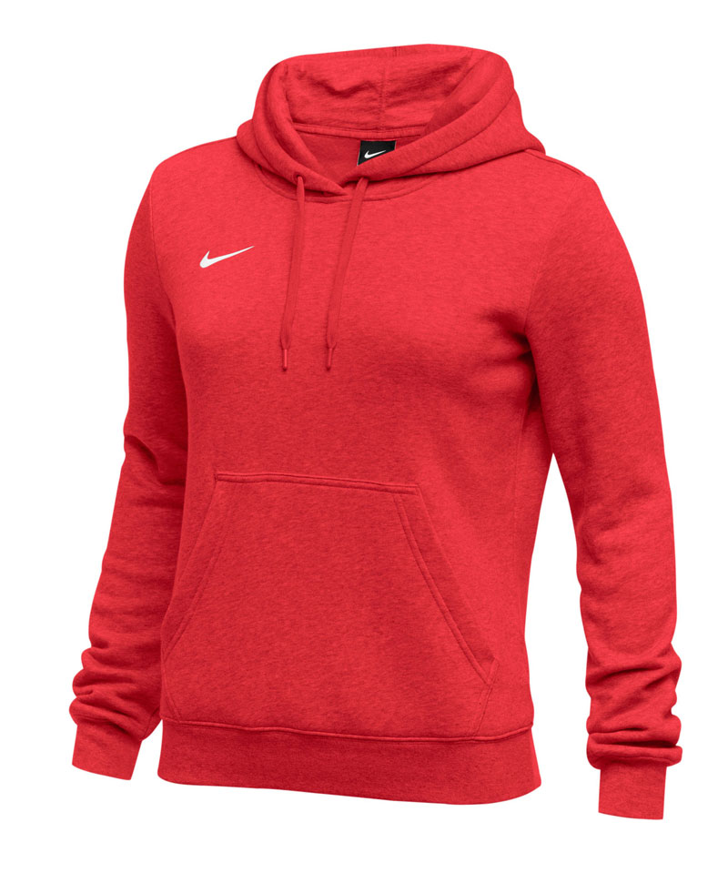 Nike Club Fleece Hoody W - Blast Athletics