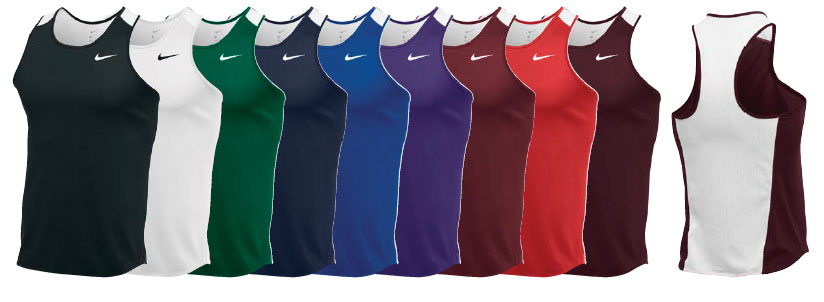 Nike Breathe Race Day Singlet Mens