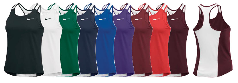 Nike Breathe Race Day Singlet Womens