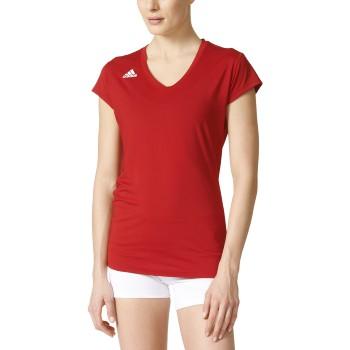 Adidas HI-LO Cap Sleeve Jersey W/Y