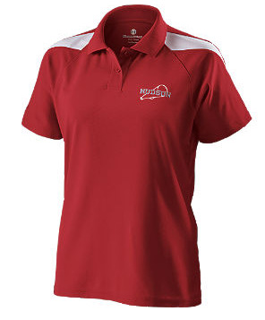 Holloway Ladies Frequency Polo