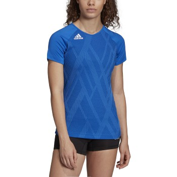 Adidas Quickset SS Womens Jersey