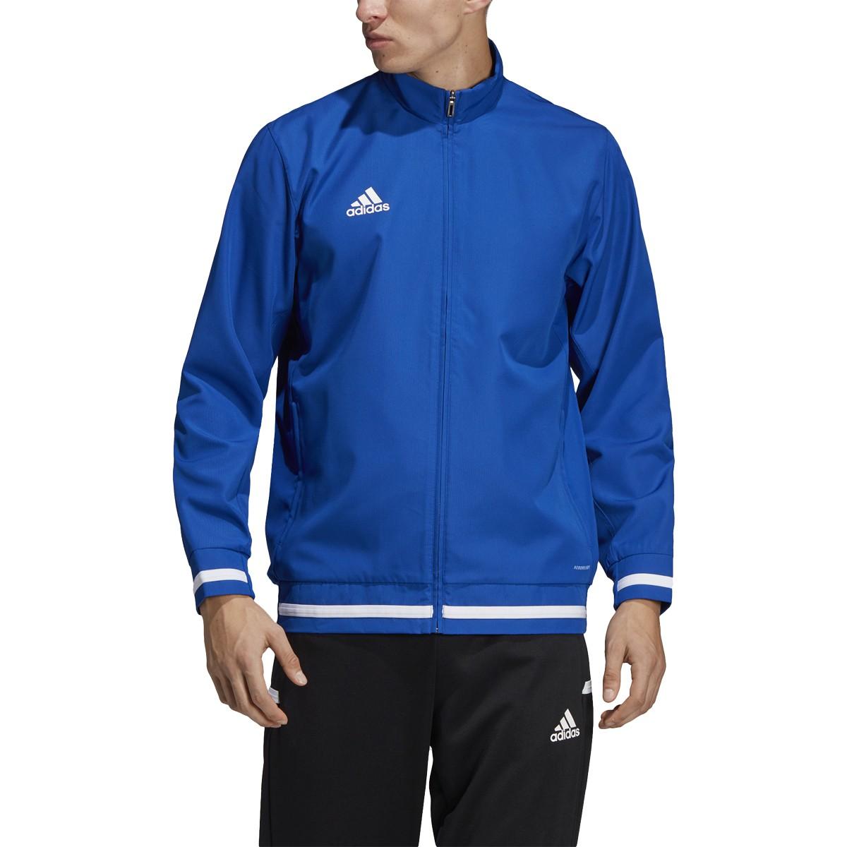 Adidas T19 Woven Jacket Mens