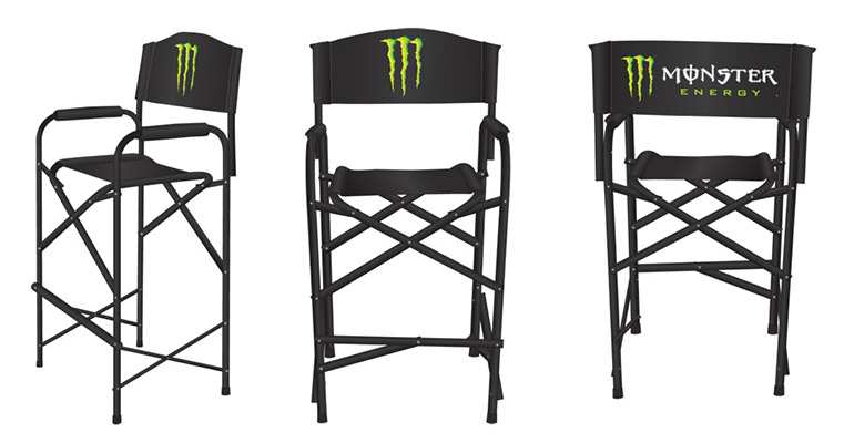 Custom Folding Directors Chairs