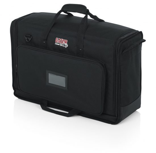 Small Padded Dual LCD Transport Bag