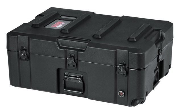 """ATA Roto-Molded Utility Case; 28"""" x 19"""" x 11"""""""