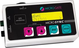 Microgate External GPS Synchronizer