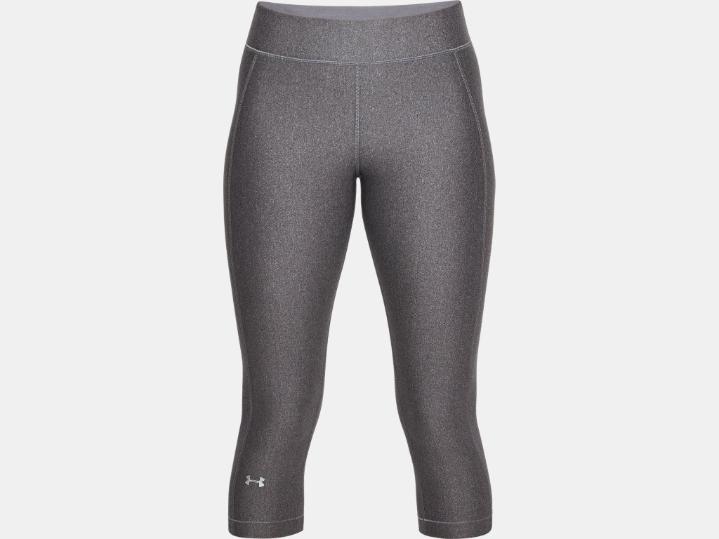 UA Womens HG Armour Capri Tight