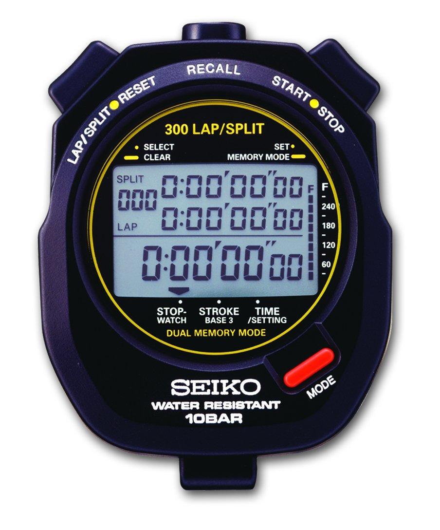 Seiko S141 300 Memory Stopwatch