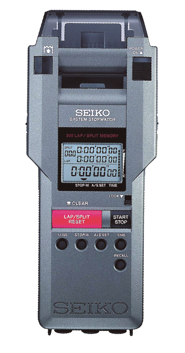 Seiko S149 Stopwatch w/Printer