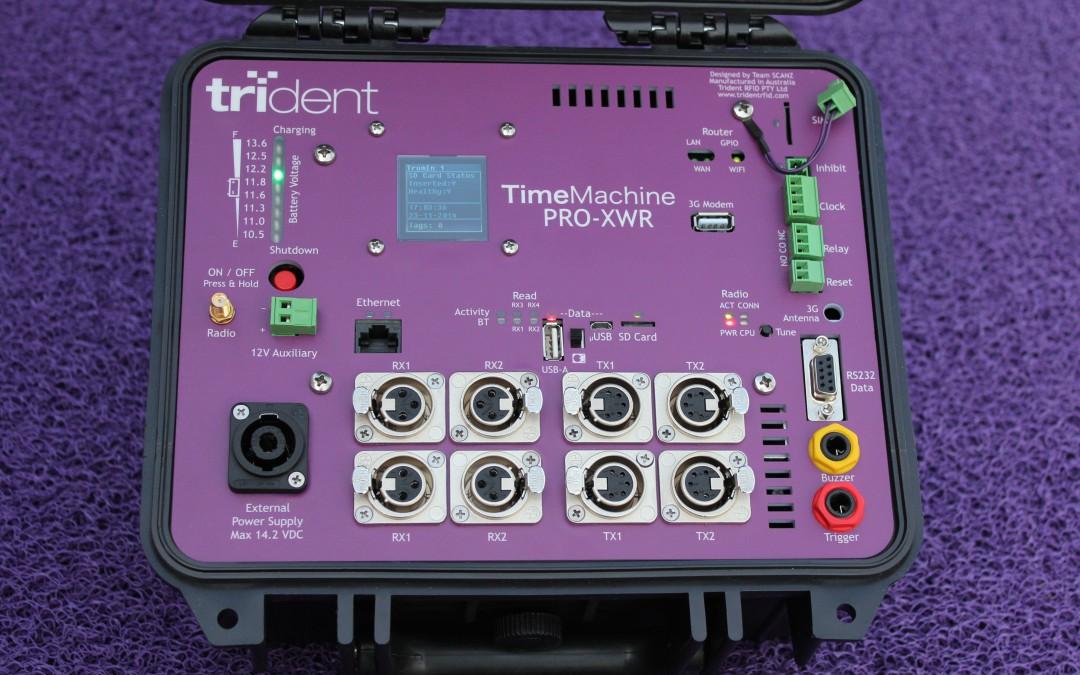 Trident TimeMachine Pro-XW