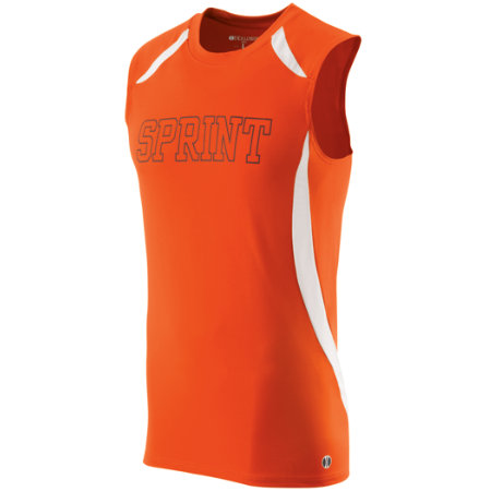 Holloway Sprint Singlet Mens