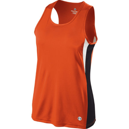 Holloway Womens Vertical Singlet