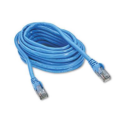 14ft RJ45 Cat-6 Patch Cable Blue