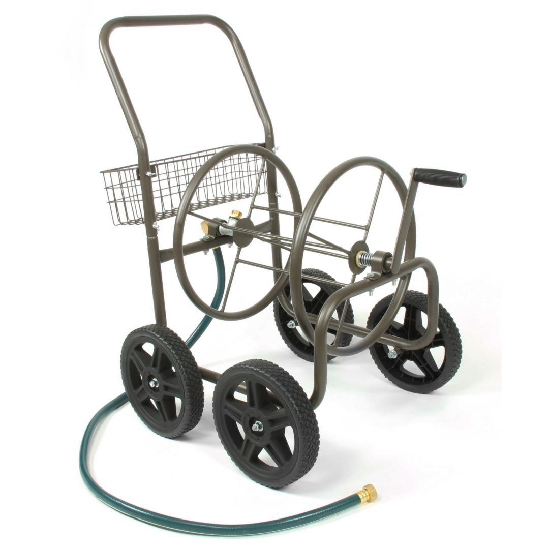 Flag/Hose Storage Cart