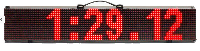 Microtab LED Kit - 16X96 Display