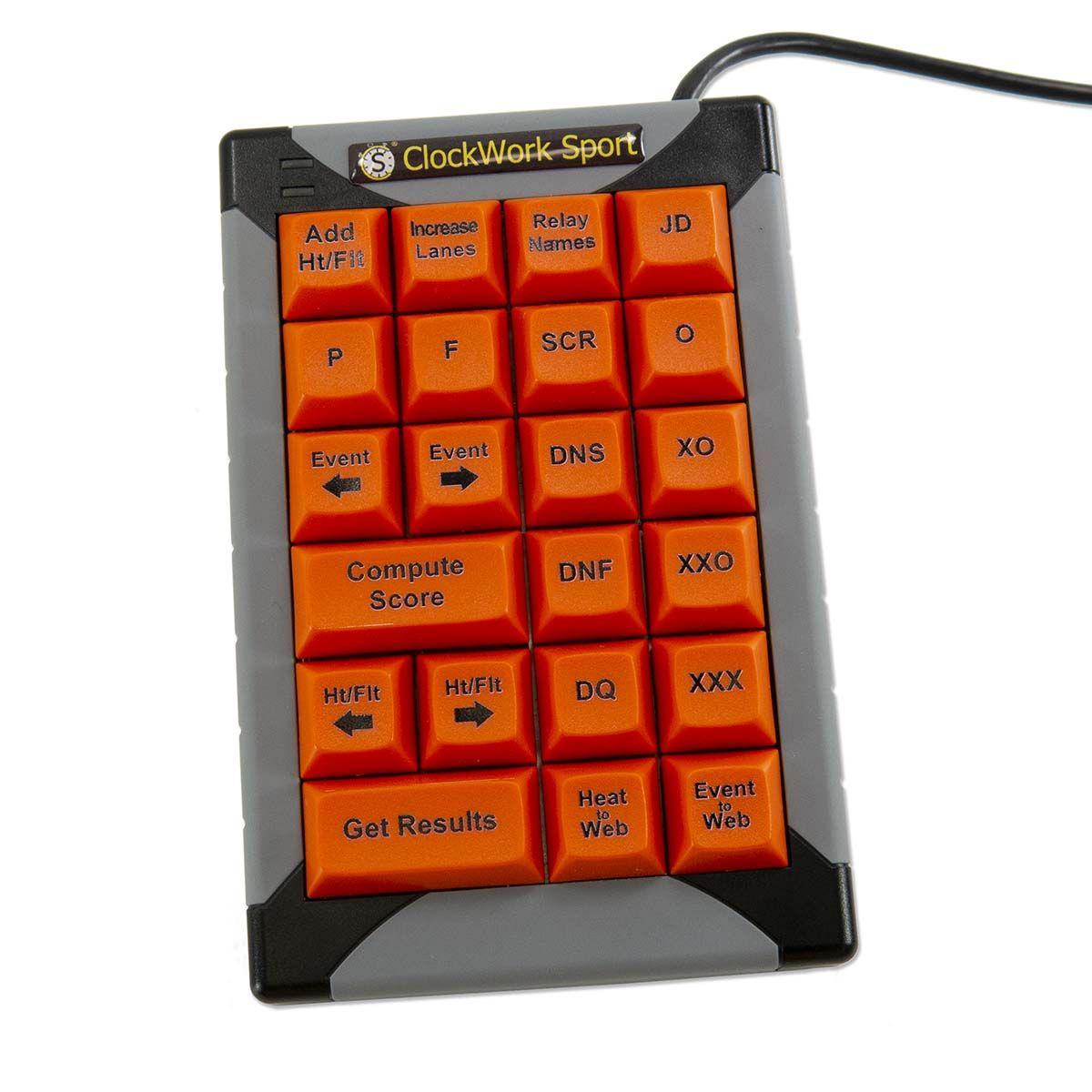 ClockWork Control Board for Hy-Tek