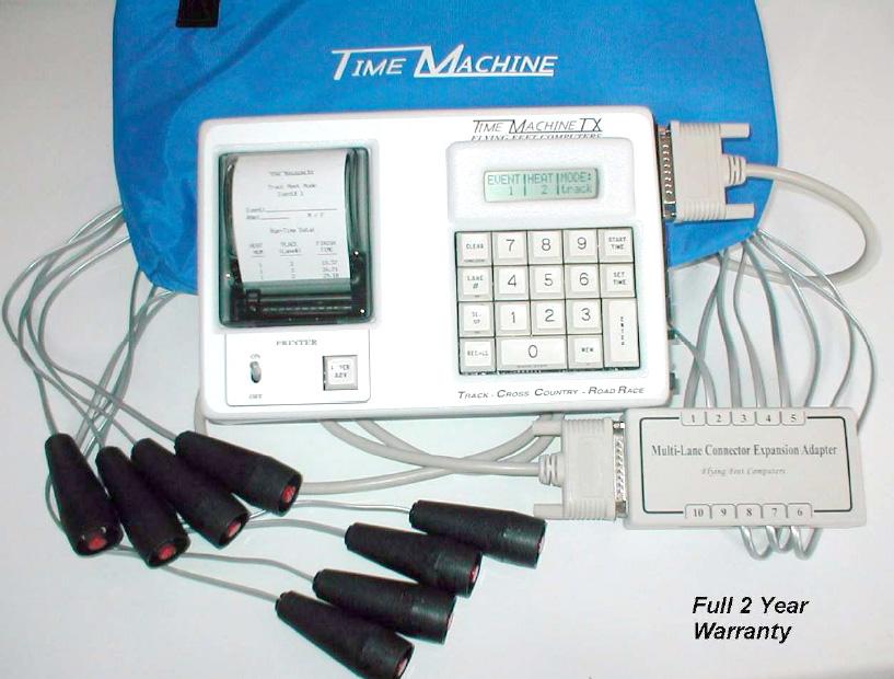 Time Machine TX