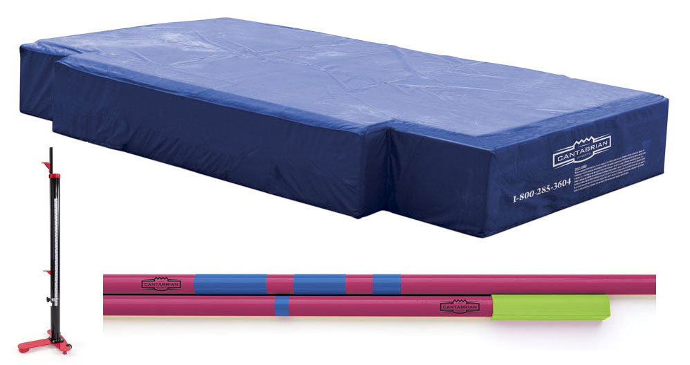 Cantabrian Intl High Jump Pit Value Pack