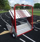 Blazer 2 Wheel Hurdle Cart