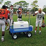 Water Tank Cart