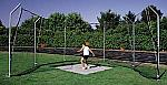 VS Cantilevered HS Discus Cage