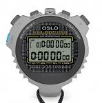 Robic Oslo Silver 60 Stopwatch