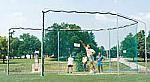 Pro Down High School Discus Cage